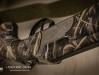 Камуфляжная пленка на ружье
