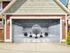 3Д Наклейка на ворота гаража_5